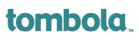 tombola logo teal