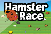 Hamster Race - Bingo games tombola