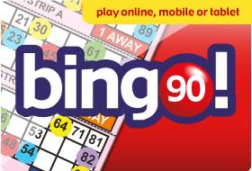 bingo 90 - Bingo games tombola