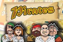 Pirates - Bingo games tombola