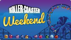 rollercoaster weekend