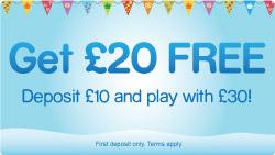 £20 Free