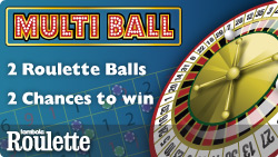 tombola roulette multi ball