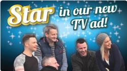tv ad casting