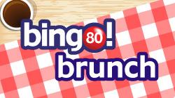 bingo 80 brunch