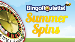 bingo roulette summer superspin