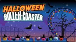 rollercoaster halloween