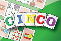 Cinco - Bingo games tombola